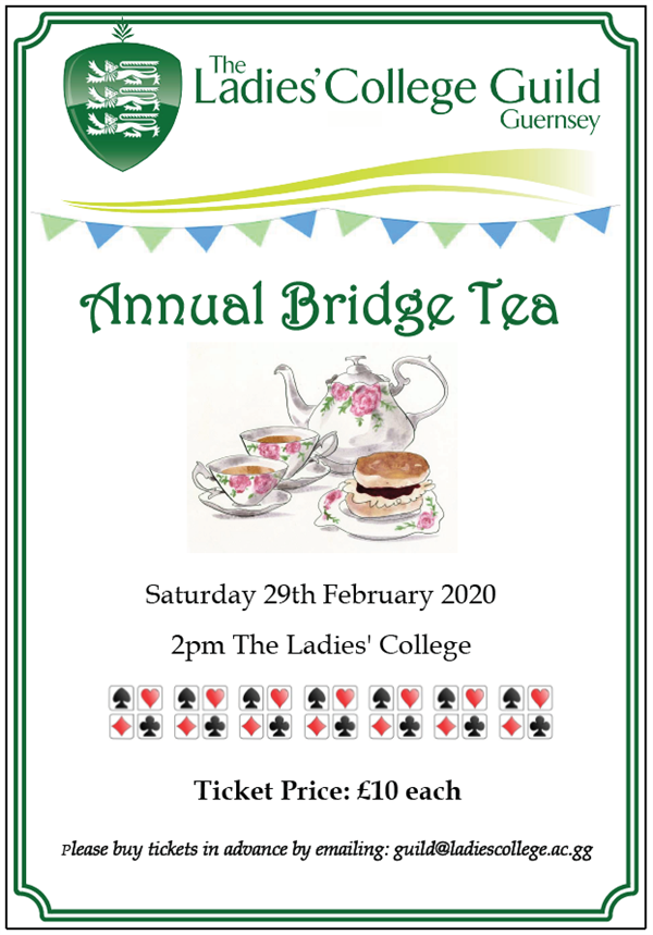 Bridge Tea Event