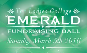 Emerald Ball March 2016