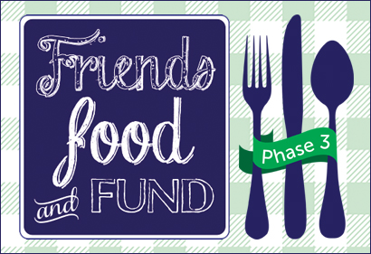 Friends Food And Fund Preview