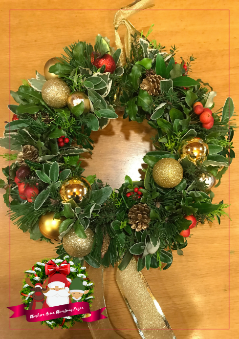 Cheshire Wreath