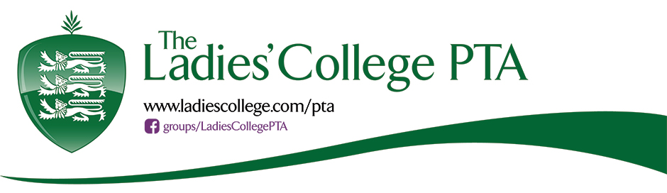 Ladies College PTA Banner Top